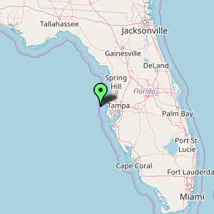 Honeymoon Island Florida Map.Honeymoon Island State Park A Florida Park Located Near Clearwater